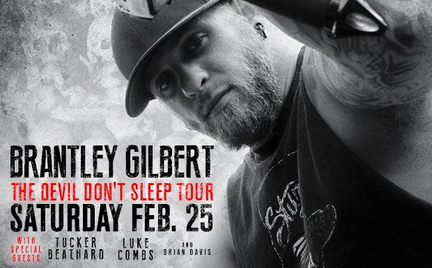 Brantley gilbert tour dates in Australia