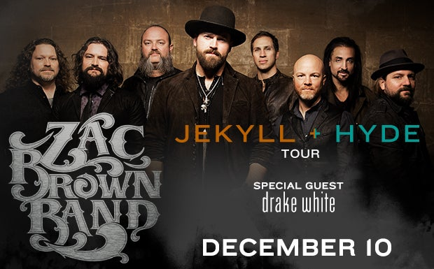 Zac Brown Band Quot Jekyll Hyde Tour Quot Kfc Yum Center