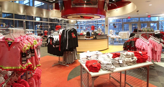 21ce1f1c Cardinal Authentic Store   KFC Yum! Center