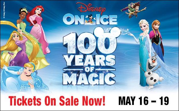 Disney On Ice Presents 100 Years Of Magic Kfc Yum Center