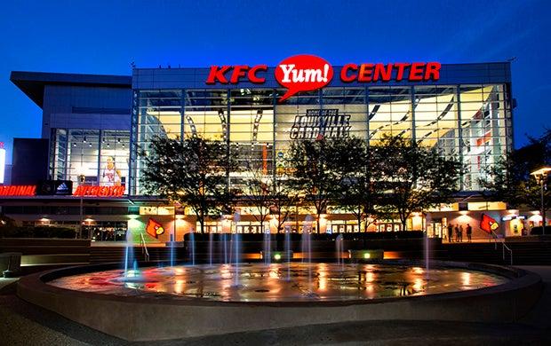 Louisville Arena Authority | KFC Yum! Center |Kfc Yum Arena