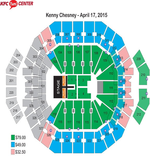 Kenny Chesney The Big Revival Tour