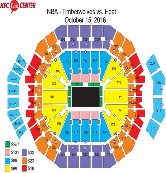 NBA Preseason Game: Minnesota Timberwolves vs. Miami Heat