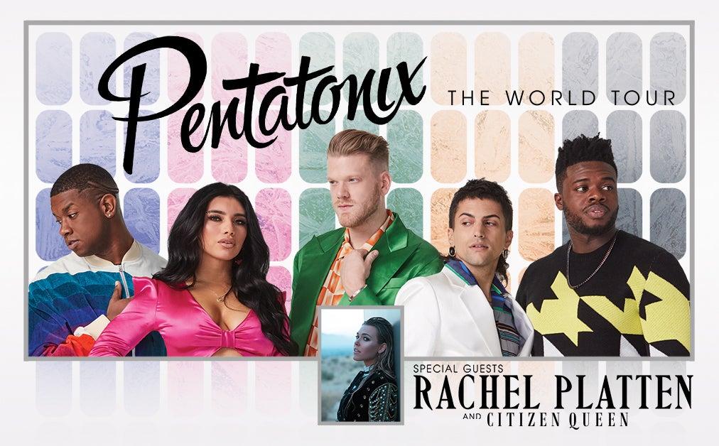 Pentatonix: The World Tour | KFC Yum! Center