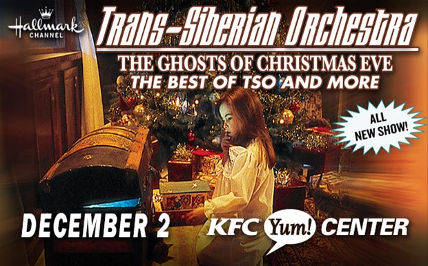 hallmark channel presents trans siberian orchestra ghosts of